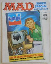 MAD MAGAZINE SUPER SPECIAL - Autumn 1984