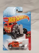 2018 Hot Wheels '32 FORD Orange HW FLAMES #4/6 Collection #129/365 Early Times