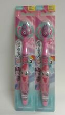 2/Pack - Spinbrush Kids My Little Pony Manual Toothbrush, Soft, Pink