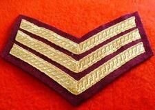 PARA NO 1 Dress SGT Tapes PARA Sergeant Cheverons