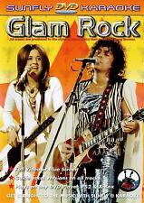 Sunfly Karaoke DVD Glam Rock (DVD) - DIRECT FROM SUNFLY