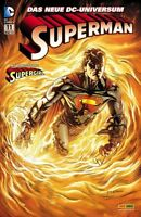 AUSWAHL = SUPERMAN ab Heft 11 - 20  NEUE DC UNIVERSUM ( Panini ab 2012 ) NEU