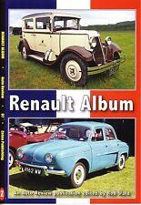 Book - Renault - Dauphine Fregate 4CV 4 5 6 8 10 12 15 16 17 20 - Auto Review