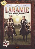 Laramie: The Final Season - In Color (DVD, 2009, 6-Disc Set) Brand New