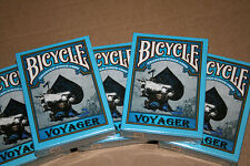 CARTE DA GIOCO BICYCLE VOYAGER,poker size