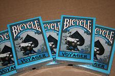 CARTE DA GIOCO BICYCLE VOYAGER,poker size