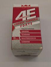WINTER 4E ENERGY FORMULA FORTE 30 CPS: GINSENG, GUARANA, ELEUTEROCOCCO E DAMIANA