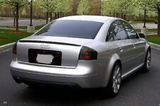 Painted Process Trunk Spoiler for Audi A6 C5 OE Type Saloon 1998-2004
