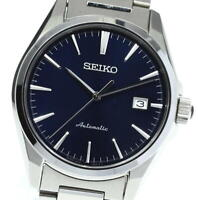 SEIKO Presage SARX045/6R15-03S0 Date Navy Dial Automatic Men's Watch_615696