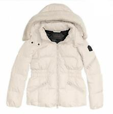 NWT Coach Women Down Icon short puffer Hooded coat Size Small $550 F86038 Pearl