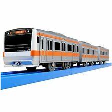 Plarail S-30 E233 series center line use Alkaline AA battery 4904810817468