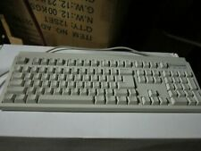 Vintage PACKARD BELL KEYBOARD 5131C EXCELLENT CONDITION ps2 ps/2  clicky rare