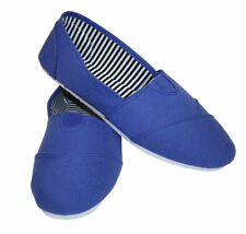New Canvas Ballet Flats Slip on Espadrille Loafer Women Shoes SPECIAL Only $9.49