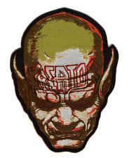 "Kreator "" Behind the Mirror "" Shape / SEW-ON PATCH 602447#"