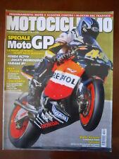 Motociclismo n°12 2003 Beta Motard 4.0 Phantom Max 200 Suzuki V-Strom 650 [P30]