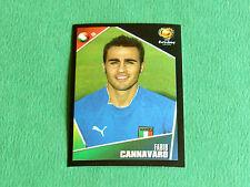 N°223 FABIO CANNAVARO ITALIA ITALIE PANINI FOOTBALL UEFA EURO 2004 PORTUGAL
