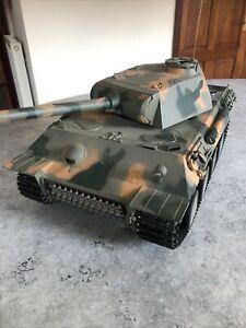 Heng Long  German Panther Tank 1/16 Scale