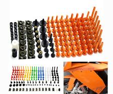 For KTM RC 390 1190 RC8 R 690 DUKE 1290 SUPER Full Fairing Bolt Screw Kit Nuts