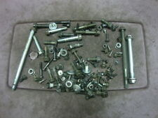 07 2007 SUZUKI GS500 GS 500 F GS500F BOX OF BOLTS, NUTS, WASHERS #J11