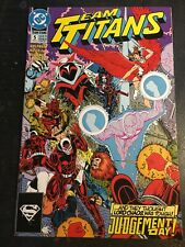 Team Titans#5 Incredible Condition 9.4(1993) Wow
