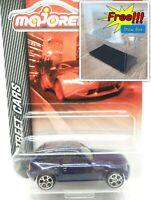 Majorette BMW Z3 Coupe Dark Blue (Y Mag Wheel) 1/57 244-226S Free Display Box