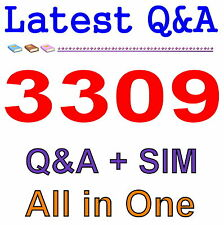 Avaya Aura Experience Portal with POM Implementation 3309 Exam Q&A PDF+SIM