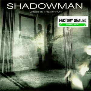 Shadowman (Steve Overland) – Ghost In The Mirror CD NEW