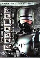 Robocop : SPECIAL EDITION ( DVD ) ORIGINAL 1987 Sci-Fi  - Peter Weller - REGION4
