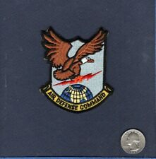 ADC Air Defense Command USAF FIS TFS Fighter Squadron Patch