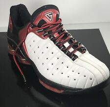 Mens Nike Shox Collectors Edition Shoes VC White Red Black Silver Size 13 US