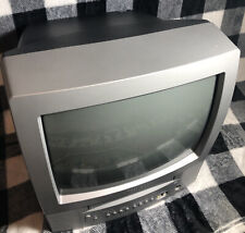Vintage Video Gaming Toshiba Mv13N3 Tv/Vcr Combo No Remote
