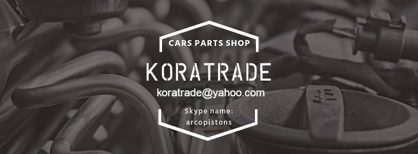 KoraTrade Car & Trucks Parts Shop