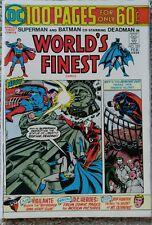 WORLD'S FINEST #227 VF/NM 9.0 DC 2/1975 SUPERMAN& BATMAN