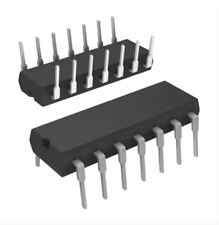 CD4081BE AND Gate IC 4 Channel 14-PDIP