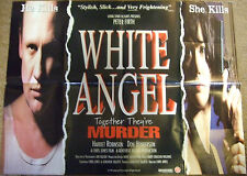 Peter Firth  WHITE ANGEL(1993) Original movie poster