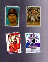 RICK SUTCLIFFE, STEVE CARLTON, TOM SEAVER 1986 SPORTFLICS CARD # 70 Mets Cubs