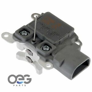 New Voltage Regulator For Ford 3G Series IR/IF Alternators 12V A-Circuit W/O LRC