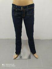 Jeans G-Star Donna Taglia Size 31 Pants Woman Pantalon Femme Cotone 8905