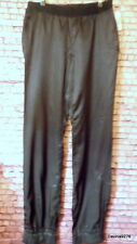 stunning Calvin Klein black trouser zip hem  NEW WITH TAGS 16 £280 rrp