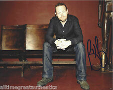 COMEDIAN BILL BURR SIGNED AUTHENTIC STAND UP 8X10 PHOTO C w/COA F IS FOR FAMILY