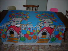 Vintage Snoopy & Peanuts Gang ERO Fabric - sleeping bag fabric