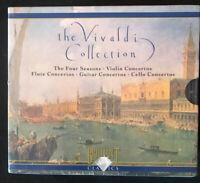 The Vivaldi Collection 5 CD Set Factory Sealed Slipcase MINT