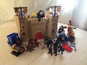 Red Box Castle / Fort Play Knights