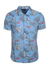 SHORT SLEEVE SHIRT WITH FLOWER PRINT
