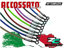 KIT TUBI FRENO BMW S1000 RR HP4 (K42) NO ABS  2013-2014  LAYOUT S N°TUBI 4
