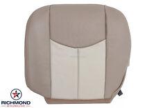 2003-2006 GMC Yukon/Yukon XL Denali -Driver Side Bottom Leather Seat Cover TAN