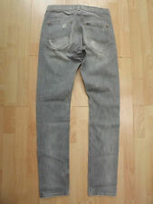 "WOMENS SLIM FIT JEANS W29"" L32"" GREY(LABEL CUT) 177"