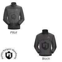 Arc'Teryx 14645, Discontinued Spring 2018 Atom LT Jacket Men's Black or Pilot