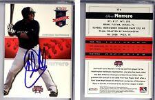 Chris Marrero Signed 2008 TRISTAR PROjections #174 Card Auto Autograph