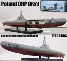 Atlas Poland WWII submarine ORP Orzeł incident 1938 U-boat 1/350 diecast boat